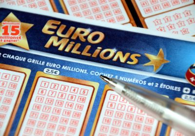Tickets for Euromillions lottery