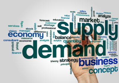 supply and demand concept