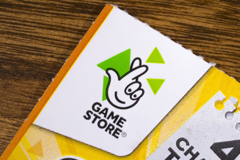 The Game Store symbol on a scratchcard