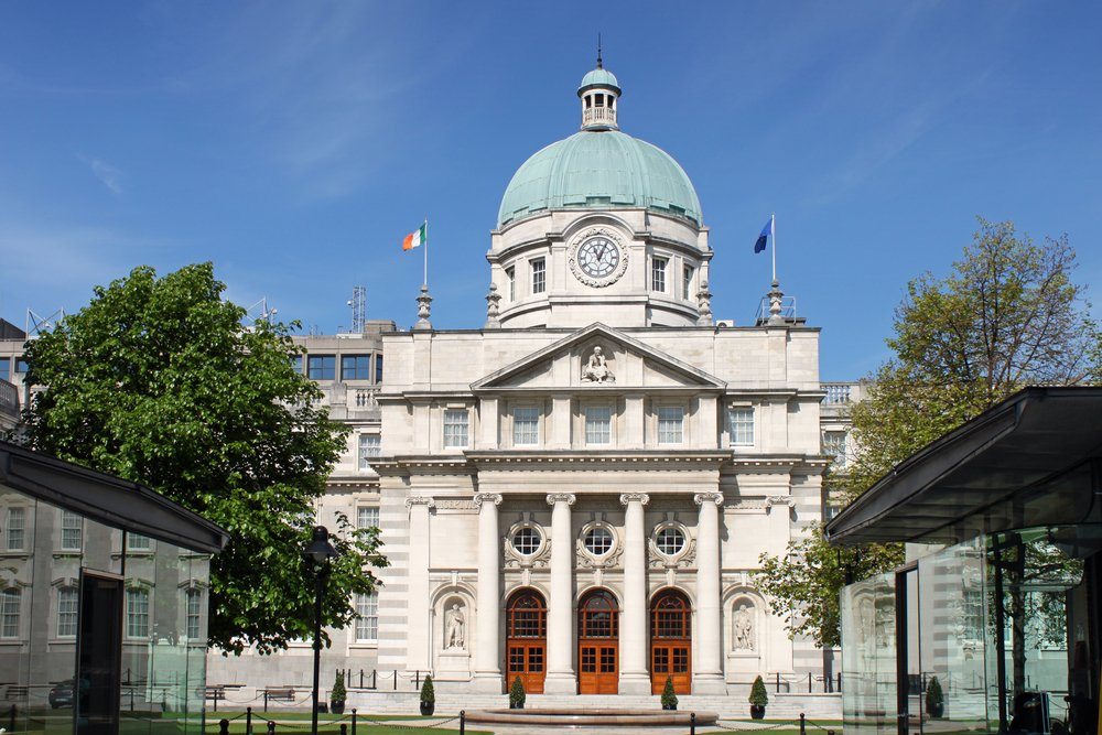 irish parliament
