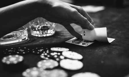 Illegal Gambling concept